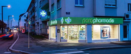 Pharmacie Schlosser,MULHOUSE