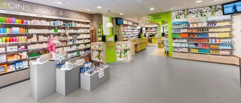 Pharmacie Schlosser, MULHOUSE
