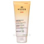 Shampooing Douche Après-soleil Nuxe Sun200ml à MULHOUSE