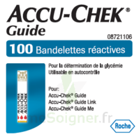 Accu-chek Guide Bandelettes 2 X 50 Bandelettes à MULHOUSE