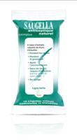 Saugella Antiseptique Lingette Hygiène Intime Paquet/15 à MULHOUSE