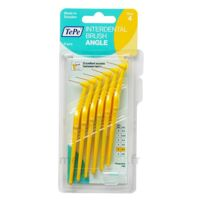 Tepe Brossettes Interdentaires Angle Jaune 0.7mm à MULHOUSE