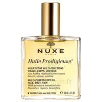 Huile prodigieuse®- huile sèche multi-fonctions visage, corps, cheveux100ml à MULHOUSE