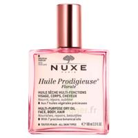 Huile Prodigieuse® Florale - Huile Sèche Multi-fonctions Visage, Corps, Cheveux100ml à MULHOUSE