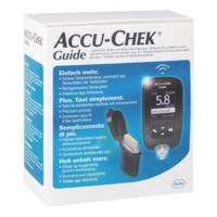Accu-chek Guide Lecteur De Glycémie Mg/dl Set à MULHOUSE