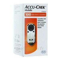 Accu-chek Mobile Cassettes B/2 X 50 à MULHOUSE