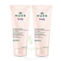 Nuxe Body Duo Gels Douche Fondants 200ml à MULHOUSE