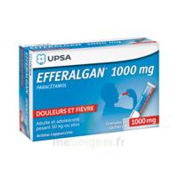 Efferalgan 1g Cappuccino granules 8 sachets à MULHOUSE