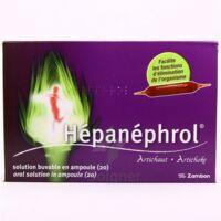 HEPANEPHROL, solution buvable en ampoule à MULHOUSE