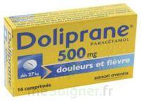 Doliprane 500 Mg Comprimés 2plq/8 (16) à MULHOUSE