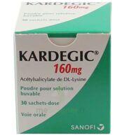 KARDEGIC 160 mg, poudre pour solution buvable en sachet à MULHOUSE