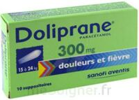 Doliprane 300 Mg Suppositoires 2plq/5 (10) à MULHOUSE