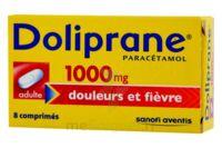 Doliprane 1000 Mg Comprimés Plq/8 à MULHOUSE