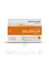 GRANIONS DE SELENIUM 0,96 mg/2 ml S buv 30Amp/2ml à MULHOUSE