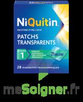 Niquitin 21 Mg/24 Heures, Dispositif Transdermique Sach/28 à MULHOUSE