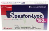 Spasfon Lyoc 160 Mg, Lyophilisat Oral