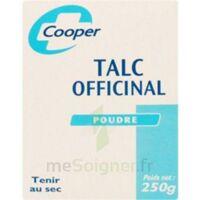 COOPER TALC, bt 250 g à MULHOUSE