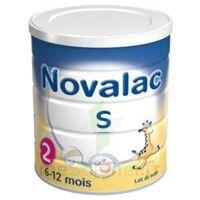 Novalac S 2 Lait En Poudre Satiétant 2ème âge B/800g à MULHOUSE