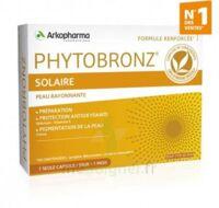 Phytobronz Solaire Caps tous types de peaux 2B/30 à MULHOUSE