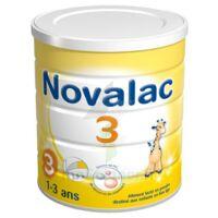 Novalac 3 Lait De Croissance B/800g à MULHOUSE