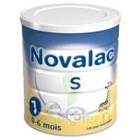 Novalac S 1 Lait En Poudre Satiétant 1er âge B/800g à MULHOUSE