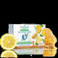 Puressentiel Respiratoire Pastilles Respiratoire Gorge Miel-Citron - 18 pastilles à MULHOUSE
