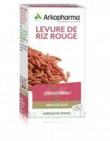 Arkogélules Levure de riz rouge Gélules Fl/45 à MULHOUSE