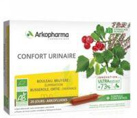Arkofluide Bio Ultraextract Solution buvable confort urinaire 20 Ampoules/10ml à MULHOUSE