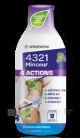 4321 Minceur 4 Actions Solution buvable Fl/280ml à MULHOUSE