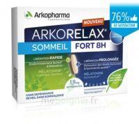 Arkorelax Sommeil Fort 8H Comprimés B/15 à MULHOUSE