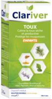 Clariver Solution Buvable Toux Sèche Et Productive Enfant Fl/175ml à MULHOUSE