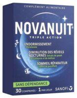 Novanuit Triple Action Comprimés B/30 à MULHOUSE