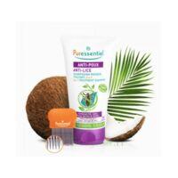 Puressentiel Anti-poux Shampooing Masque Traitant 2 En 1 Anti-poux Avec Peigne - 150 Ml à MULHOUSE