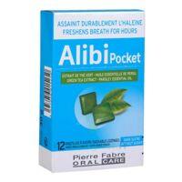 Pierre Fabre Oral Care Alibi Pocket 12 Pastilles à MULHOUSE