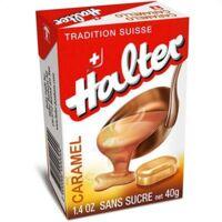Halter Bonbons Sans Sucre Caramel à MULHOUSE