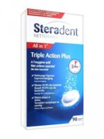 STERADENT TRIPLE ACTION, tube 30, bt 3 à MULHOUSE