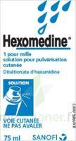 Hexomedine 1 Pour Mille, Solution Pour Pulvérisation Cutanée En Flacon Pressurisé à MULHOUSE