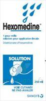 Hexomedine 1 Pour Mille S Appl Loc Fl/250ml à MULHOUSE