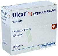 Ulcar 1 G, Suspension Buvable En Sachet à MULHOUSE