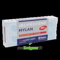 IBUPROFENE MYLAN 200 mg, comprimé enrobé B/30 à MULHOUSE