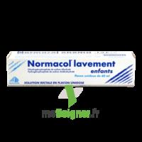 Normacol Lavement Enfants, Solution Rectale, Récipient Unidose à MULHOUSE