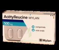 Acetylleucine Mylan 500 Mg, Comprimé à MULHOUSE