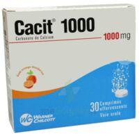 Cacit 1000 Mg, Comprimé Effervescent à MULHOUSE