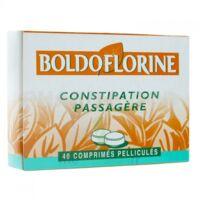 BOLDOFLORINE 1 Cpr pell constipation passagère B/40 à MULHOUSE