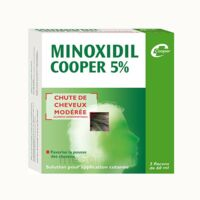 MINOXIDIL COOPER 5 %, solution pour application cutanée à MULHOUSE