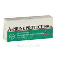 ASPIRINE PROTECT 300 mg, comprimé gastro-résistant à MULHOUSE