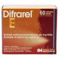 Difrarel E, Comprimé Enrobé Plq/60 à MULHOUSE