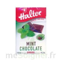 Halter Bonbons Sans Sucres Menthe Chocolat