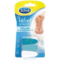 Scholl Velvet Smooth Ongles Sublimes kit de remplacement à MULHOUSE