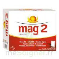 MAG 2, poudre pour solution buvable en sachet à MULHOUSE